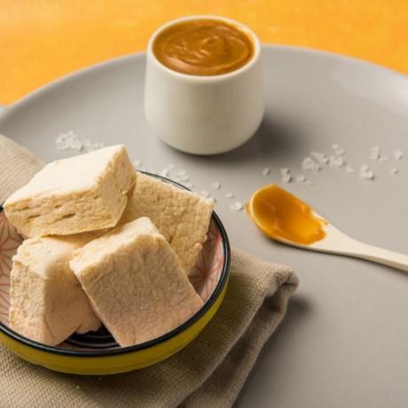 MellowMallow Handmade Salted Caramel Marshmallows